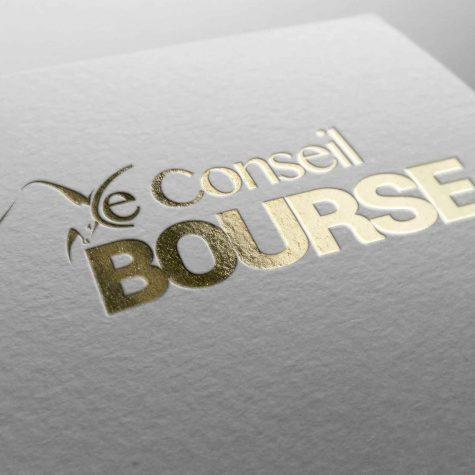 עיצוב לוגו לחברת השקעות בבורסה